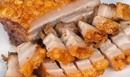 IONA GLAF9105 Air Fryer Roasted Pork Belly
