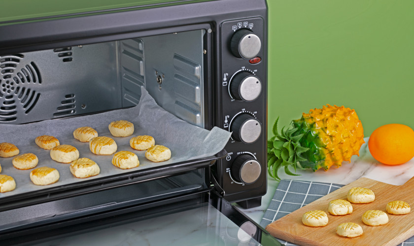 IONA GL4802 48L Convection and Rotisserie Oven
