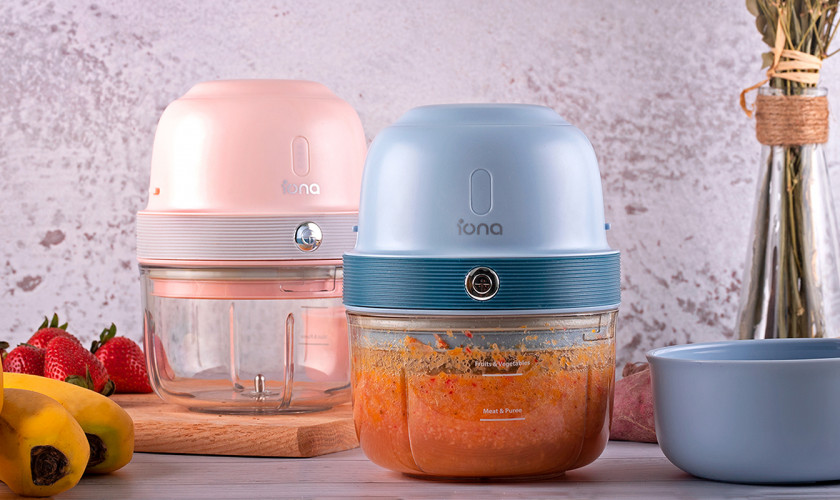 IONA GLFP01 Wireless Baby Food Blender